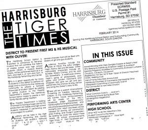 TigerTimesFrontPage